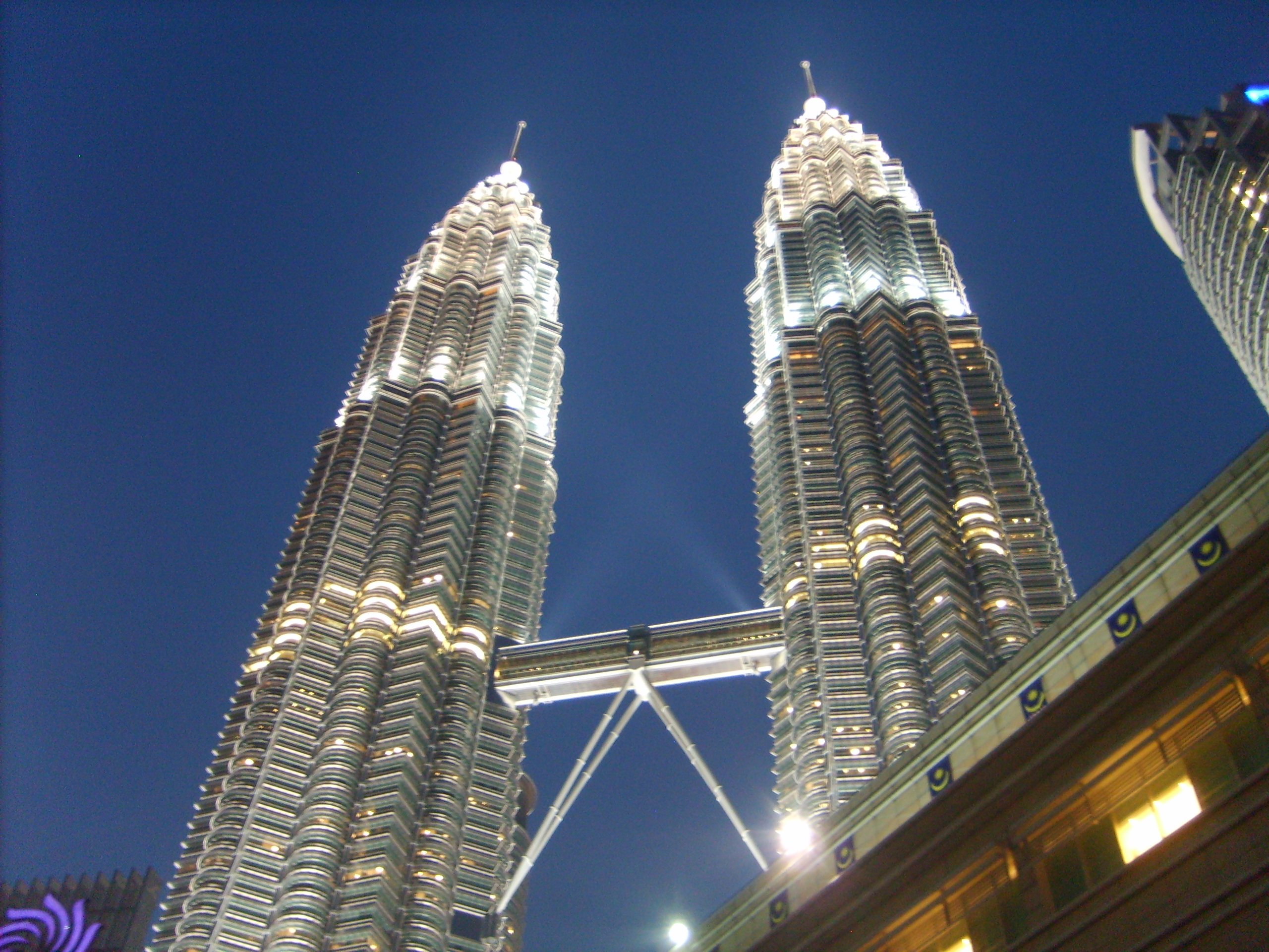 Malaysia And Tall Buildings