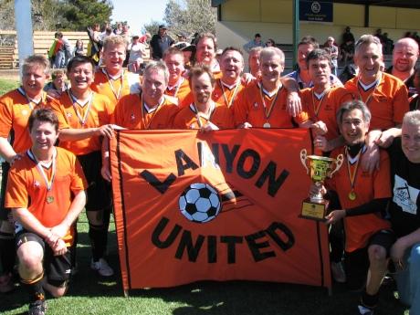Lanyon 2009 Champions